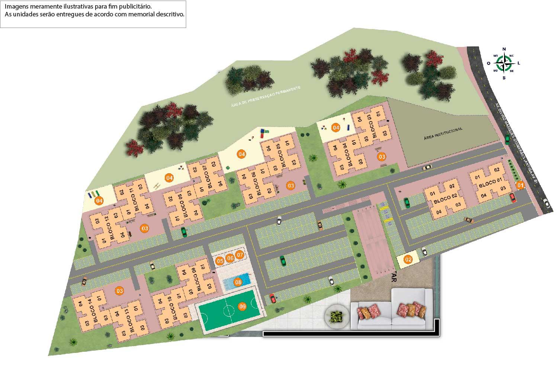 barcelona_residencial_clube_planta_masterplan